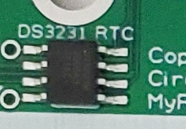 The RetroMax Real Time Clock